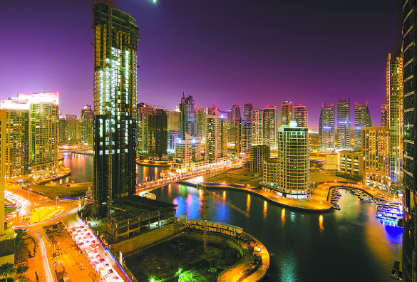 Middle East's premier hub reaches into Africa - Special