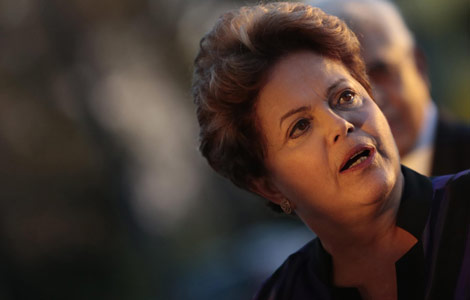 Brazil says US spying revelations 'unacceptable'