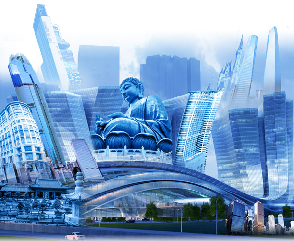 Focus HK: City of the future