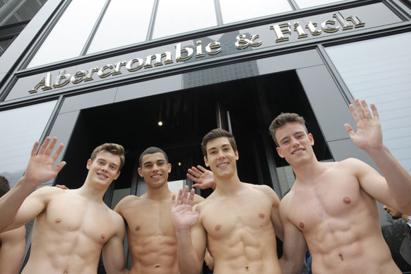 Abercrombie & Fitch plans more than 100 new stores in China within 10 years
