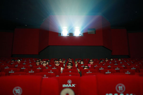 IMAX and its Chinese dream
