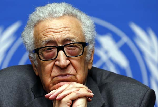 Frustrated Syria mediator to step down