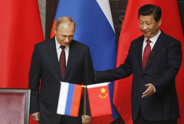 China, Russia express concern over IT misuse