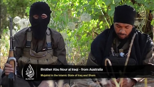 Australia vows to block return of jihadist citizens