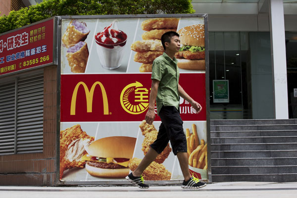 Scandal Hurting Mcdonald S Asia Earningsbusiness China Daily Asia