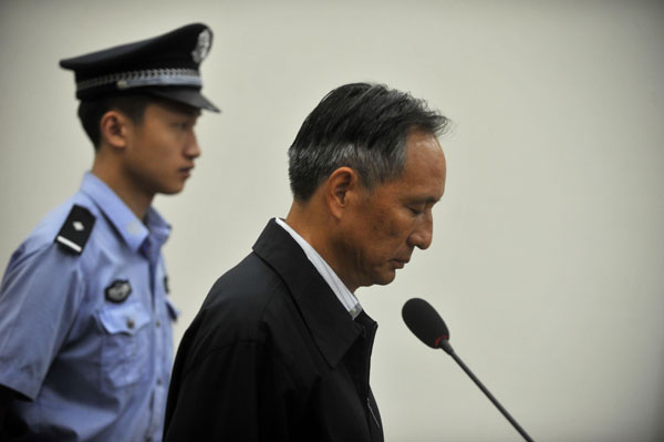 Ex-railway official sentenced to death