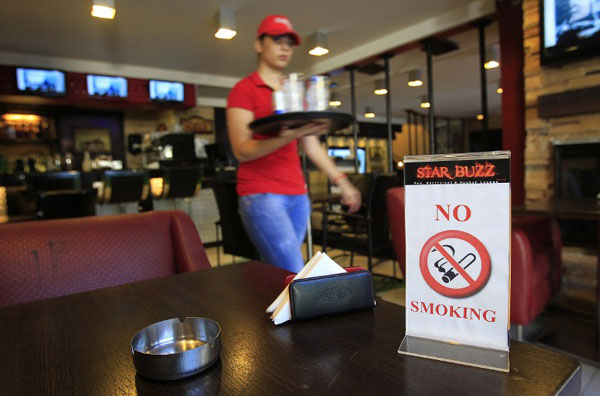 Law Prohibiting Smoking In Public Places Es Into Effect Lagos