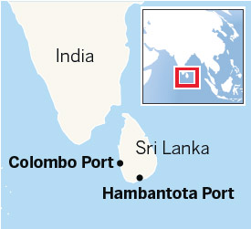 Sri Lanka in U-turn on port project