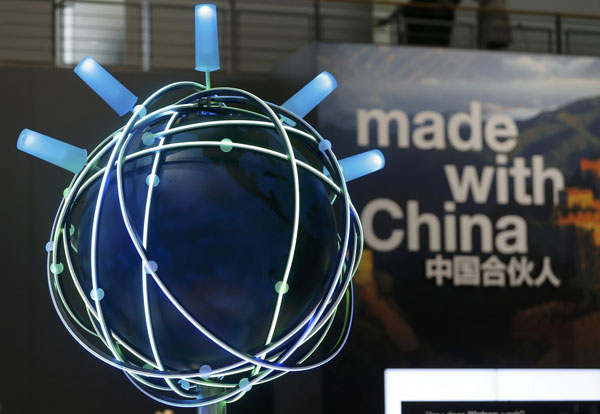 Made with China: CeBIT 2015