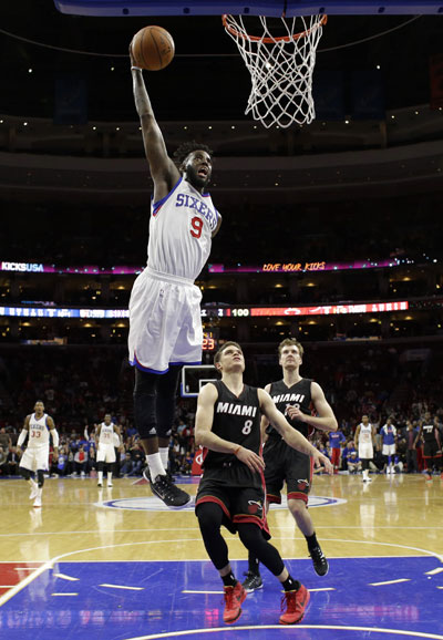 Pelicans earn first playoff berth since 2011[6]- China ...