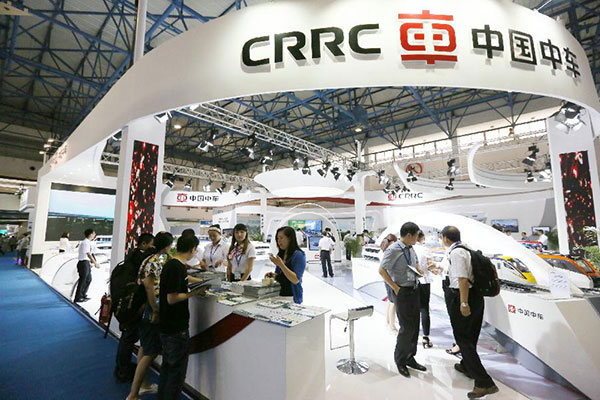 Exhibition Stand Makers : Crrc to supply trains hk subway 丨 china daily asia