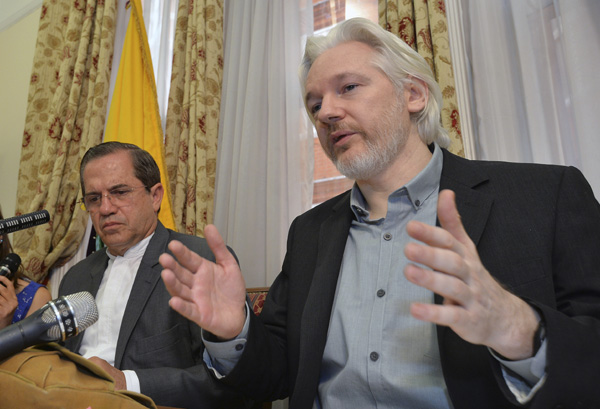 Sweden drops some cases against Assange