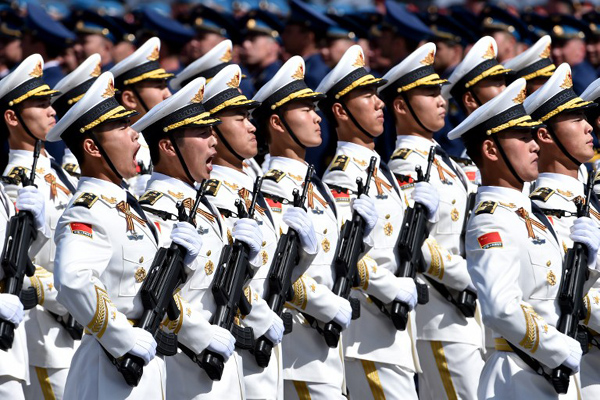 More than 10 countries to join China's V-Day parade