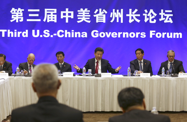 China, US can manage differences: Xi