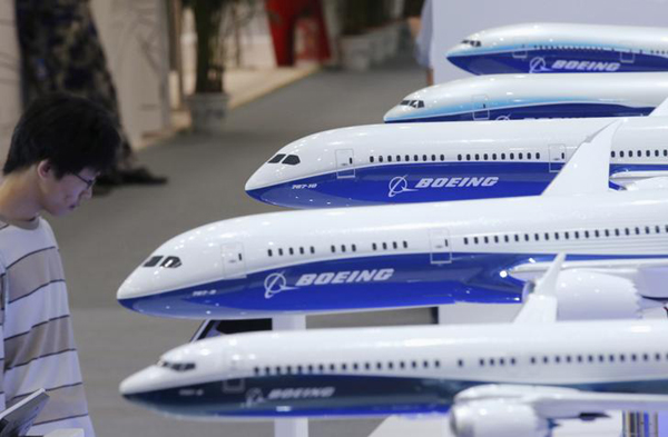 China to buy 300 Boeing aircraft
