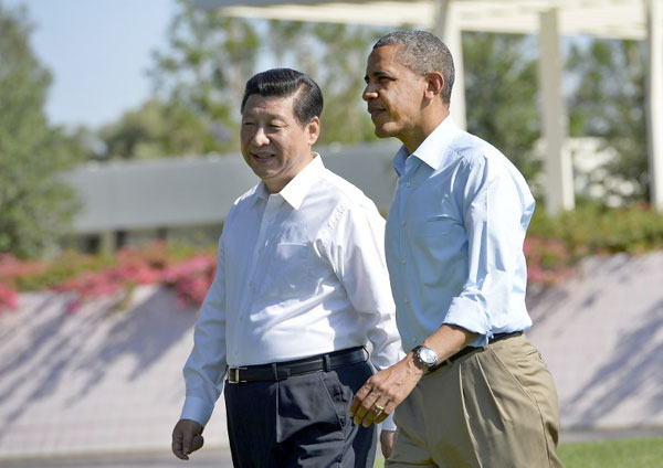 Xi-Obama dinners 'a very constructive' way for 2 to engage