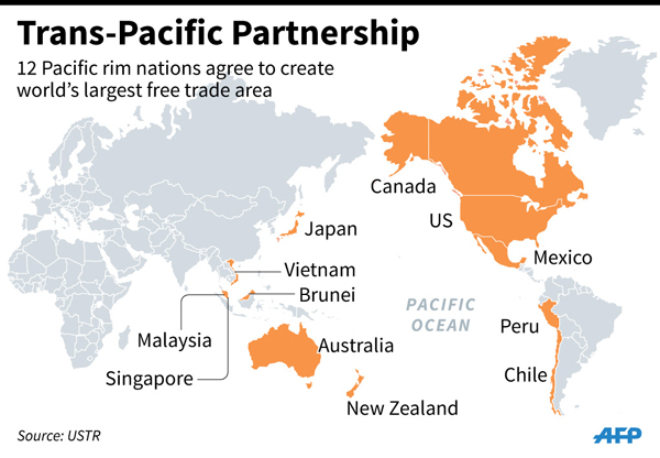 China to keep eye on tpp impact business china daily asia china to keep eye on tpp impact gumiabroncs