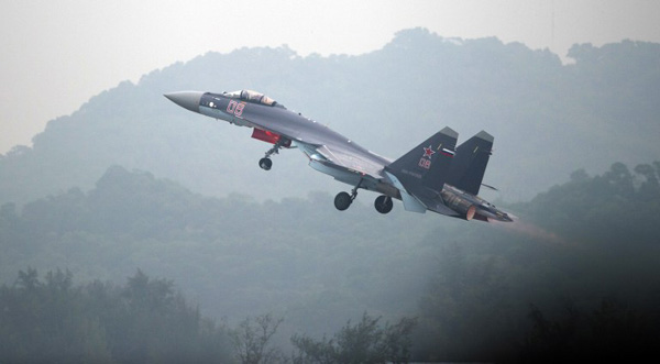China confirms deal with Russia on Su-35 fighter jets