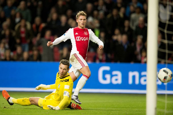 Ajax Feyenoord And Psv Match On 丨 Sports China Daily Asia