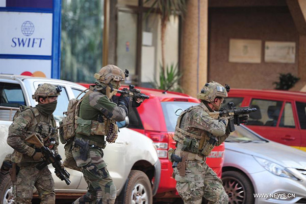 Burkina Faso Hotel Seizure Ends 4 Jihadis 28 Others Dead