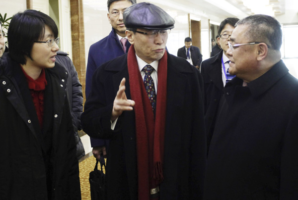 Senior Chinese official arrives in DPRK