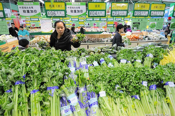 China reveals consumer price basket changes