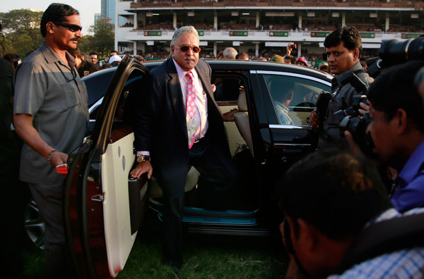 Mallya exit fuels political anger in India