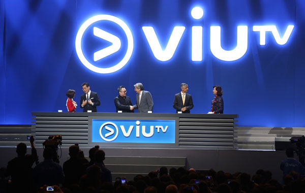 Star-studded bash launches ViuTV in wake of ATV's demise