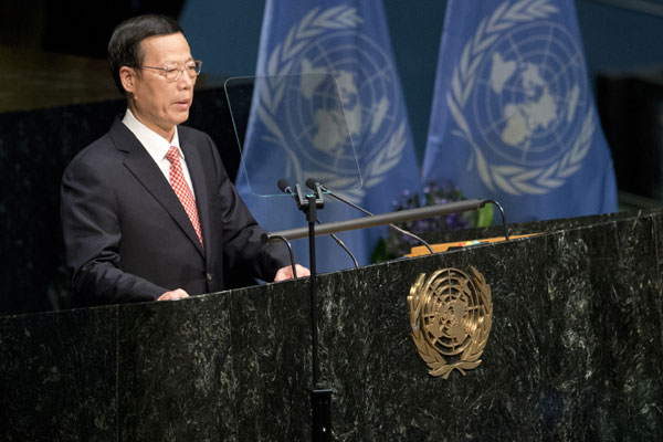 China to ratify Paris Agreement by September