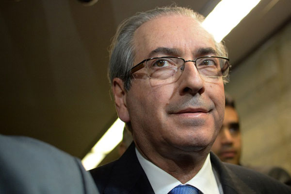 Brazil's Cunha faces new charges