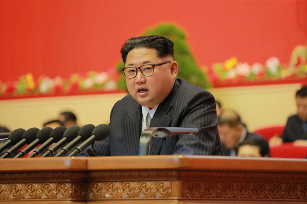 DPRK 'will strive for world denuclearization'