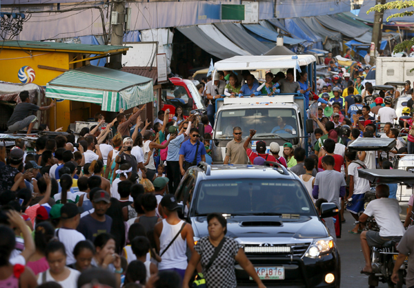 Philippines: Election campaign ends