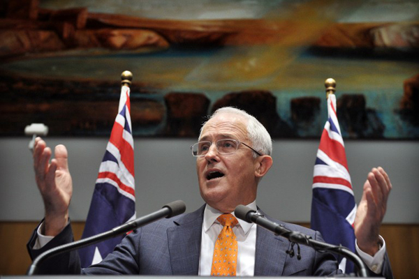 Australian PM makes July 2 election official