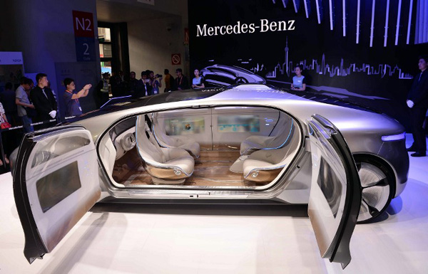 Delphi, Singapore launch test of self-driving taxis 丨 Asia