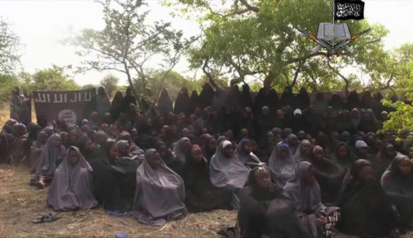 Nigeria: 21 abducted Chibok girls freed