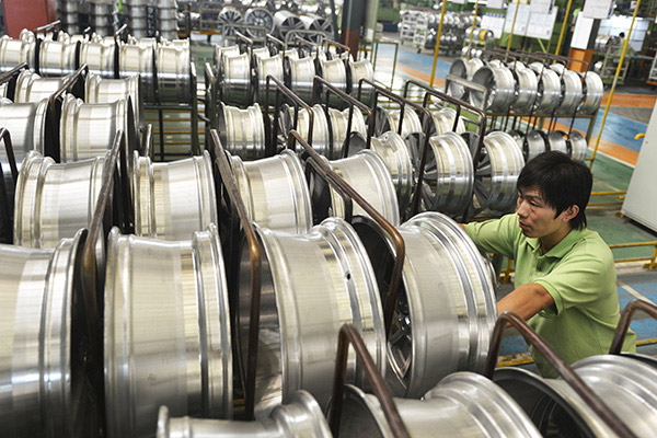 China aluminium makers to target auto, aerospace in global push