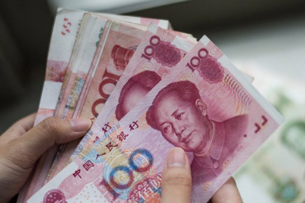 Chinese Yuan Strengthens To 6 7562 Against Usd