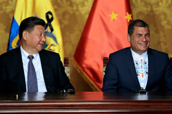 China's global role grows after Xi's LatAm tour