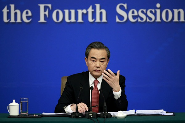 China lodges representations to US over call