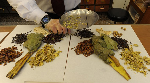 China adopts law on traditional medicine