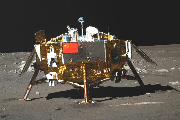 China issues white paper on space development