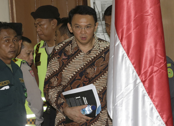 Indonesia court to proceed with blasphemy trial