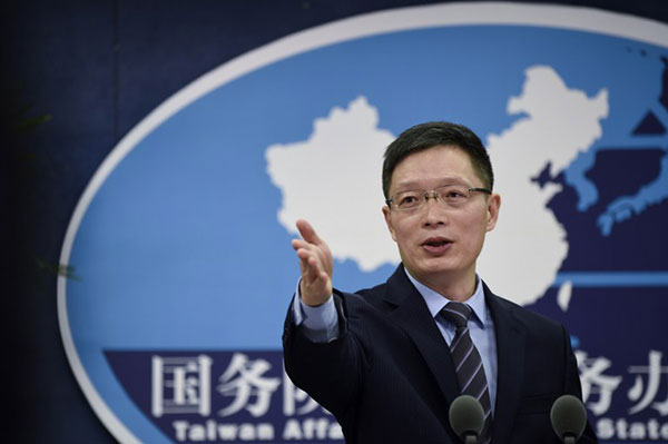 China: Taiwan, HK independence supporters to fail