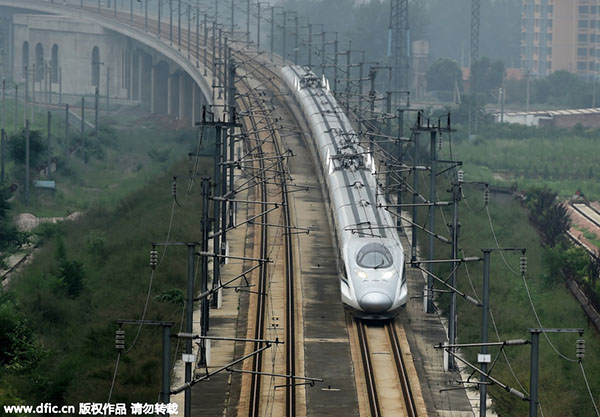 China sets off for next stop of railway development