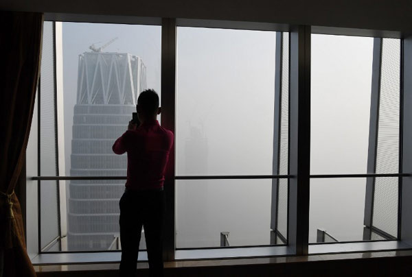 62% of Chinese cities plagued by air pollution