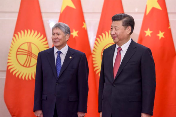 China, Kyrgyzstan vow to deepen security cooperation