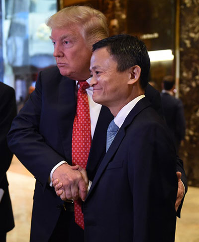 Jack Ma bets US$2.6b to 'revamp' China retail sector