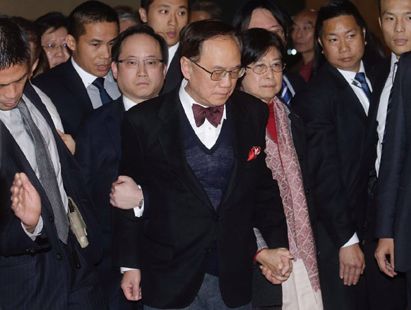 Tsang found guilty of misconduct in office