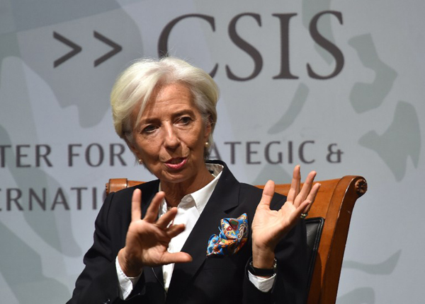 Global economy: IMF warns of inward-looking policies