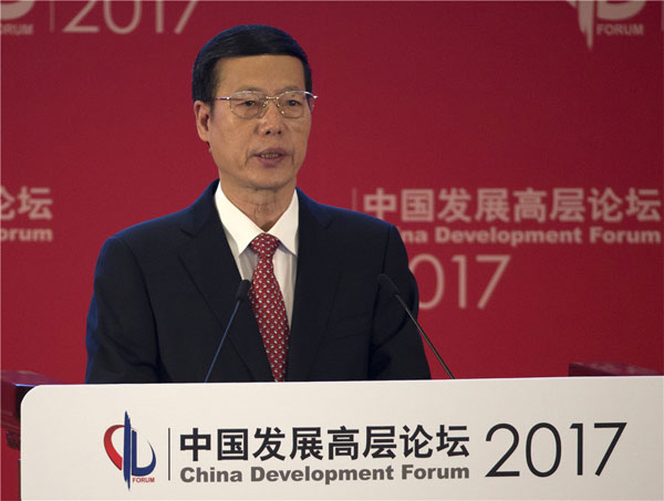 China vows backing for opening up economies